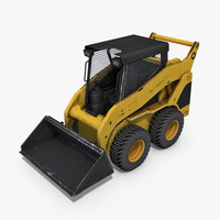3ds skid-steer loader