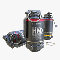 3d grenade elysium