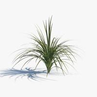 garden plant 3d max