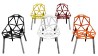 3d model of chair modern design