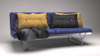 Sofa Bed Scandinavian style