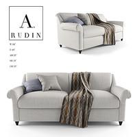 rudin sofa 3d model