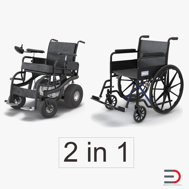 Wheelchairs Collection vray 3d models 00.jpg