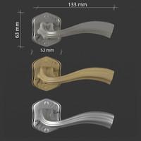 door handle 3D models