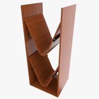 3ds magazine stand