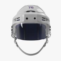 hockey helmet generic 4 3ds
