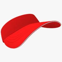 c4d visor cap