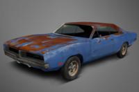 3d car new model