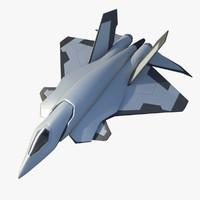 Jet Concept Aircraft