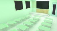 classrooms blend