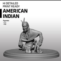 american indian 3ds