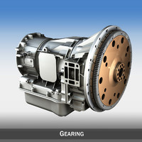 Automatic transmission - Gearing