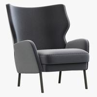 sits alex armchair max