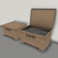 Swedish Sand Box