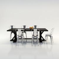 max table set decoration
