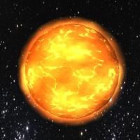 sun games stars 3d model