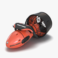 diver propulsion vehicle sea-doo 3ds