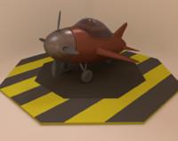 air craft aircraft 3d 3ds