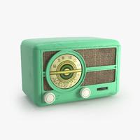 vintage lamp radio max