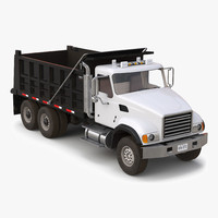 dump truck mack simple max