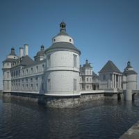 chateau renaissance max