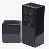 3d generic big speaker