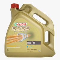 3d castrol edge turbo