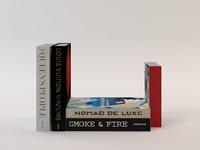 assouline books 3d model