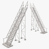 dxf stairs