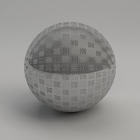 Maya Metal TreadPlate Shader