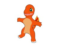 cartoon charmander max