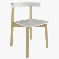 chair ks-394 3d model