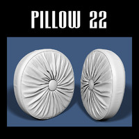 3d pillow interior