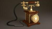 max retro style telephone