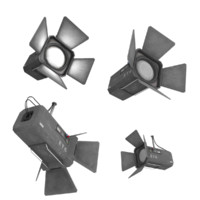 stage lighting 3d model