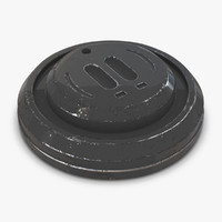 3d industrial end cap 2