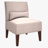 avondale chair sofa 3d max