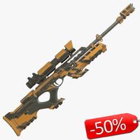 Sniper rifle (Sci-fi)