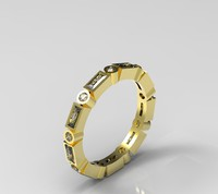 3d eternity petite band model