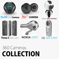 Top 360 Camera COLLECTION 2016