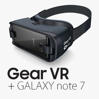 Samsung Gear VR + Galaxy Note 7