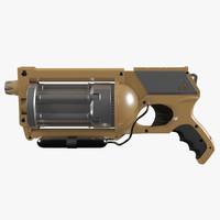 max steampunk gun