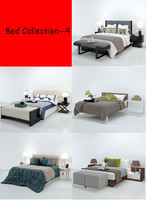 beds 3d model
