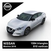 max 2016 nissan maxima sedan