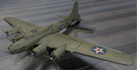 b-17e fortress bomber 3d 3ds