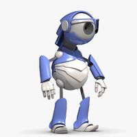 robot web camera max