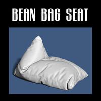 Bean bag seat (8)