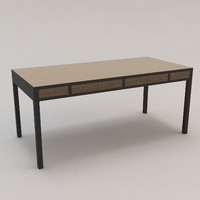 Longitude Desk by Christian Liaigre