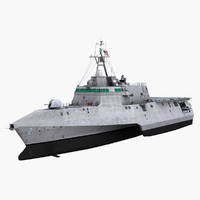 uss independence lcs-2 ship max