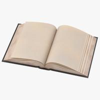 max classic book 01 open